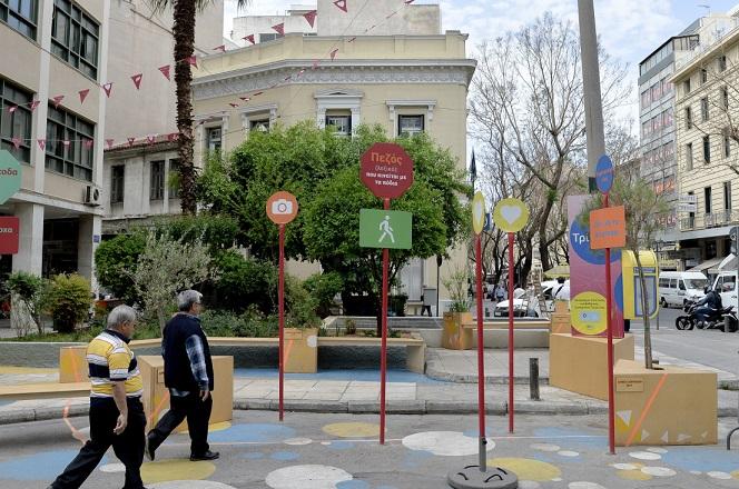 Αλλάζει ο χάρτης του Εμπορικού Τριγώνου στην Αθήνα