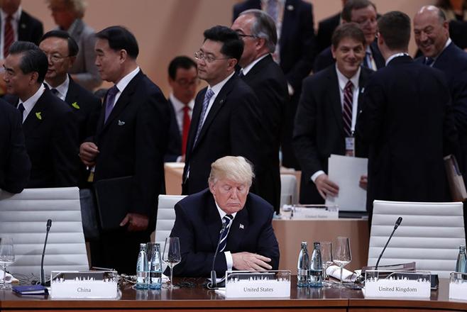 Οι G20 στριμώχνουν τις ΗΠΑ για το κλίμα