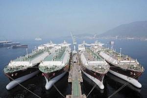 GREEK ships