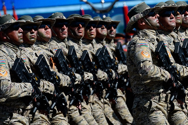 Οι χώρες που ξοδεύουν το μεγαλύτερο ποσοστό του ΑΕΠ στο στρατό τους