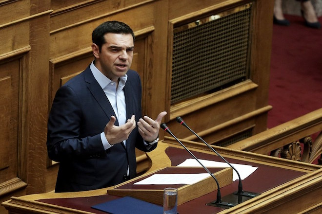 Τσίπρας: Υπάρχει συναντίληψη στις βασικές κατευθυντήριες γραμμές για το Κυπριακό