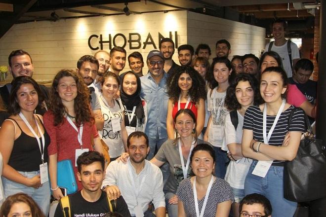 Το σχέδιο του Mr.Chobani για την ενίσχυση των startups στην Τουρκία