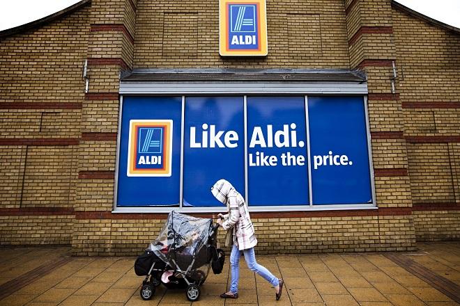 Συνεχίζεται η επεκτατική πορεία των Aldi στη Βρετανία – Δημιουργία 4.000 νέων θέσεων εργασίας
