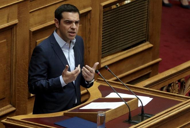 Τσίπρας: H Τουρκία δεν ήθελε λύση για το Κυπριακό