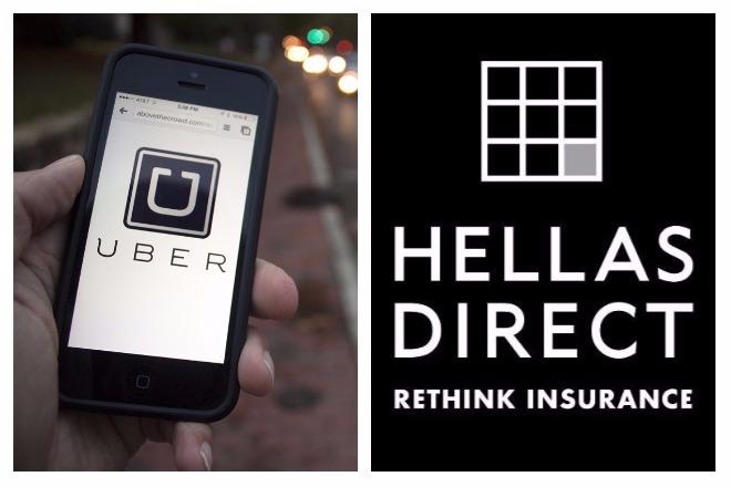 Πρωτοβουλία των Hellas Direct και UBER για ασφαλέστερους δρόμους