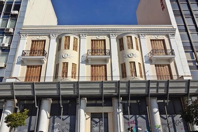 Όλυμπος Νάουσα: Το θρυλικό κτήριο της Θεσσαλονίκης άλλαξε χέρια
