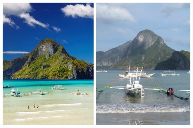Πώς είναι στην πραγματικότητα οι πιο διάσημες παραλίες του κόσμου