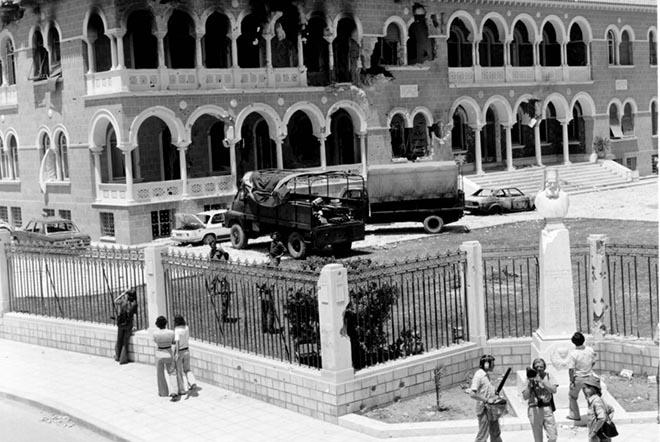 43 χρόνια μετά το πραξικόπημα της Κύπρου