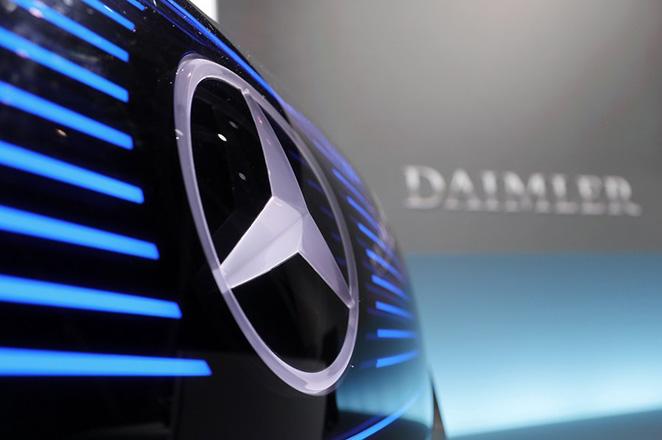 «Κόκκινος συναγερμός» από τη Daimler για τα κέρδη δευτέρου τριμήνου