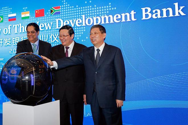 Στην τράπεζα των BRICS μπαίνει και η Ελλάδα