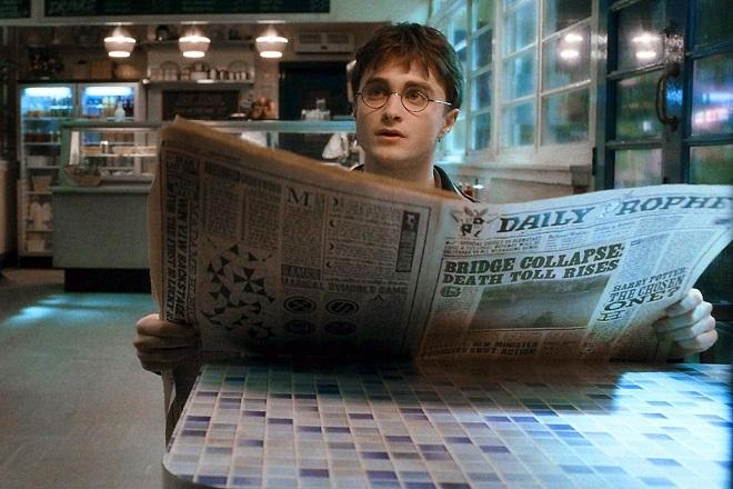 O Χάρι Πότερ «επιστρέφει» με δυο νέα βιβλία