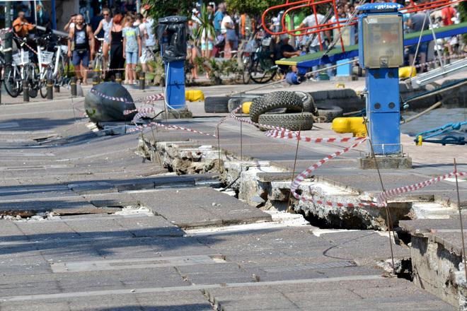 Όλα τα έκτακτα μέτρα μετά τον ισχυρό σεισμό στην Κω