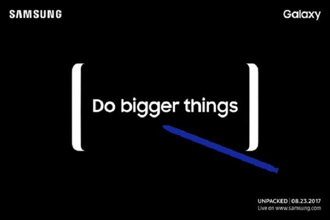 Δυνατό «comeback» για τη Samsung με το νέο Galaxy Note 8