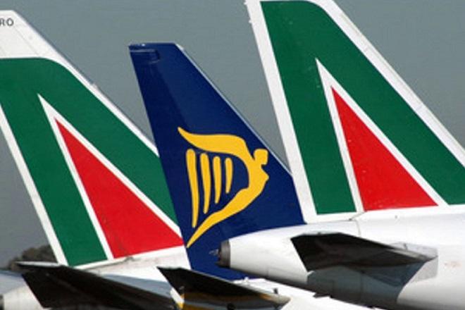 «Δίνουν τα χέρια» Ryanair και Alitalia;