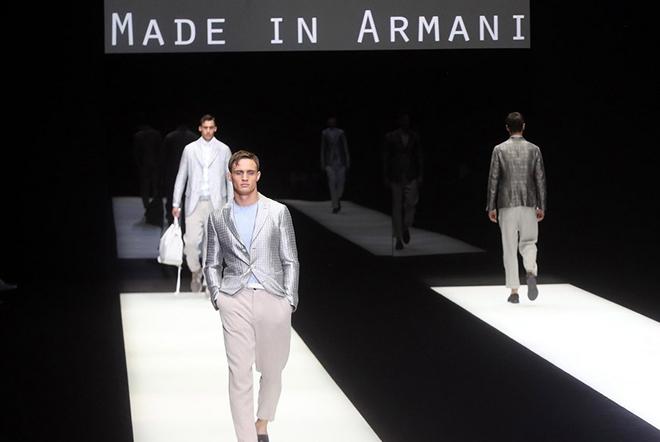Έρχονται μεγάλες αλλαγές στον οίκο Armani