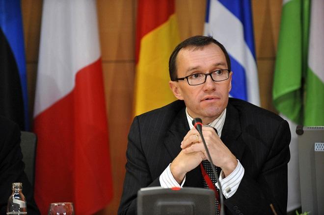 Speaker Espen Barth Eide