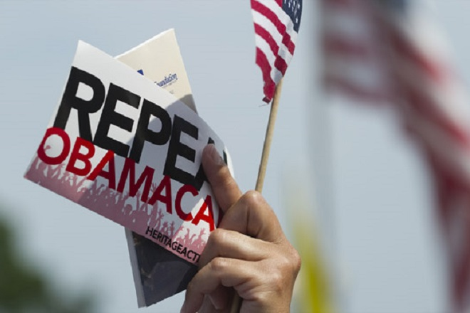 Νέα απόπειρα κατάργησης του Obamacare