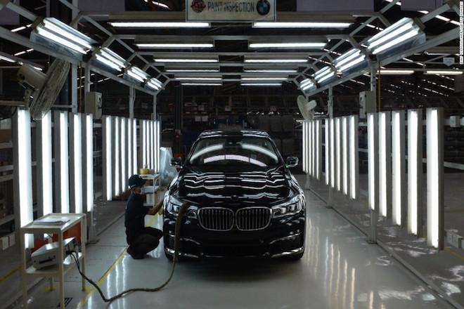 Συμφωνία – κλειδί της BMW με στόχο να βγάλει την επόμενη τεχνολογική γενιά αυτοκινήτων