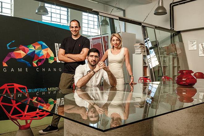 H startup που μετέτρεψε σε παιχνίδι τις προσλήψεις