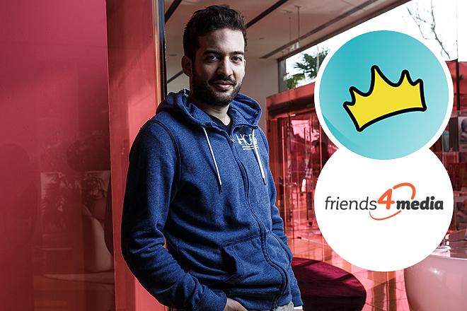 H γερμανική friends4media Group εξαγόρασε το ελληνικό Quizdom