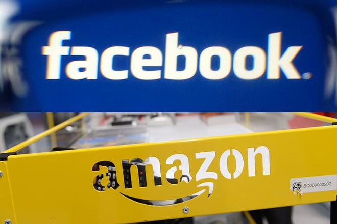 Δαπάνες-ρεκόρ από Facebook και Amazon για την άσκηση πολιτικής πίεσης