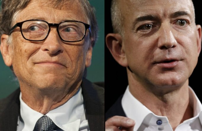 Ποια είναι η startup που ενώνει τους Μπιλ Γκέτις και Τζεφ Μπέζος