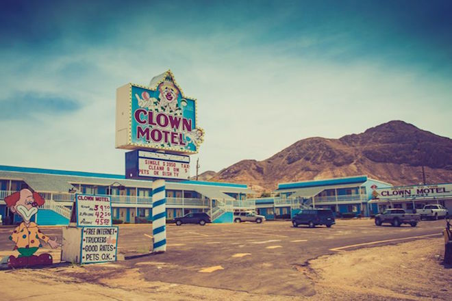 The Clown Motel,