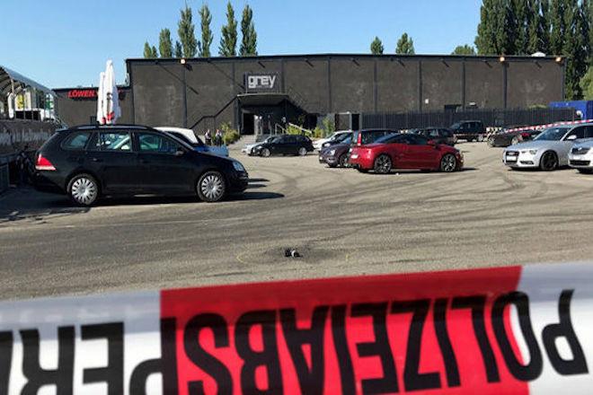 Πυροβολισμοί σε νυχτερινό μαγαζί της Γερμανίας