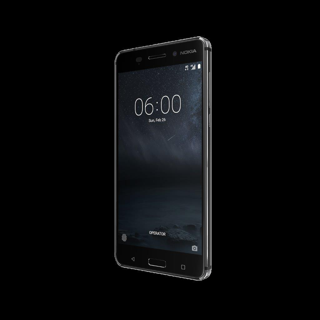 Nokia 6 Arte Black Limited Edition