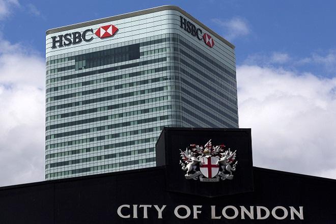 Η HSBC είδε τα κέρδη της να αυξάνονται ενώ η Βρετανία «αποσυντίθεται»