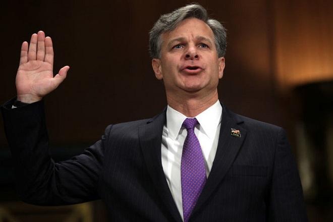 Κρίστοφερ Ρέι: Ο νέος επικεφαλής του FBI