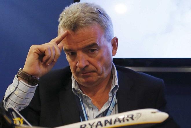 Ο CEO της Ryanair κορυφώνει την αντιπαράθεση με τους πιλότους
