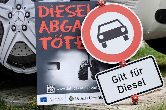 Η Γερμανία αλλάζει το μέλλον του diesel