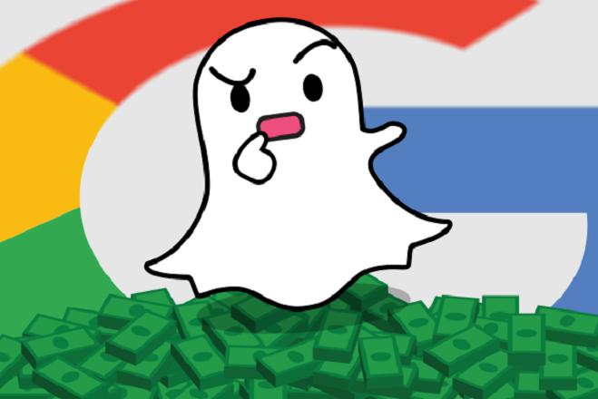 Θα εξαγοράσει η Google τη Snap Inc;