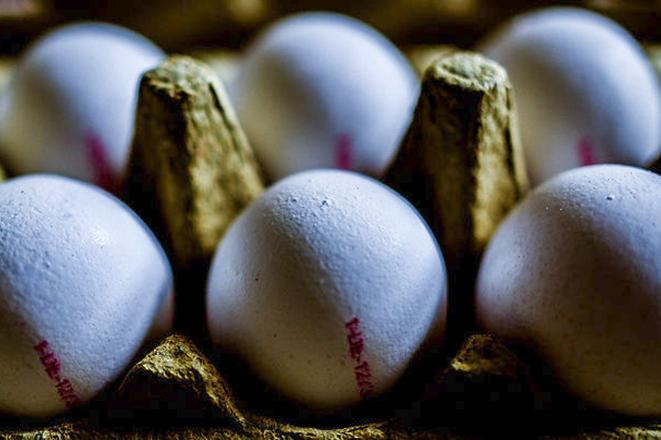 Η κρίση με τα μολυσμένα αυγά χτυπά Βρετανία και Γαλλία