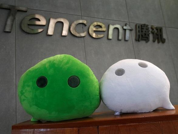Τα παιχνίδια δίνουν ώθηση στα έσοδα της Tencent για το α' τρίμηνο του 2018