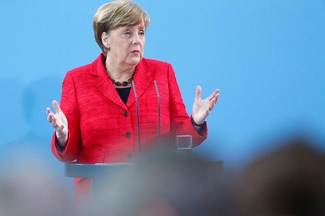 Μέρκελ: Απαραίτητη η κυβερνητική σταθερότητα στη Γερμανία για να δράσουμε στην Ευρώπη