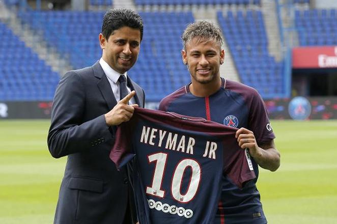 Η μεταγραφή Νεϊμάρ κήρυξε τον «πόλεμο» στο ευρωπαϊκό ποδόσφαιρο