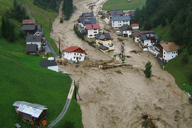 Η εποχή των πλημμύρων στην Ευρώπη αλλάζει