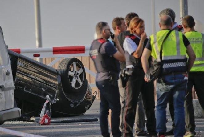 Βαρκελώνη: Νεκρός ο οδηγός του βαν που σκόρπισε τον θάνατο;