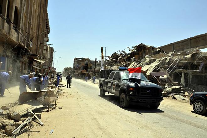Ξεκίνησε η μάχη για το τελευταίο οχυρό της Μοσούλης