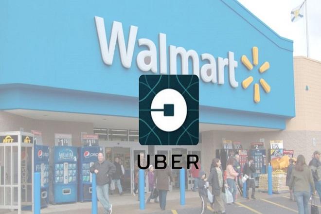 Η Walmart κερδίζει στην «μάχη του delivery» με την βοήθεια της Uber