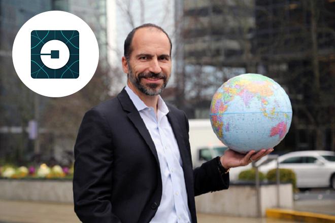 Ο ειλικρινής απολογισμός του CEO της Uber για τους πρώτους μήνες της θητείας του