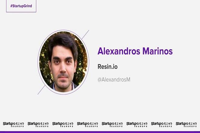 Startup Grind: Back to school με τον Αλέξανδρο Μαρίνο