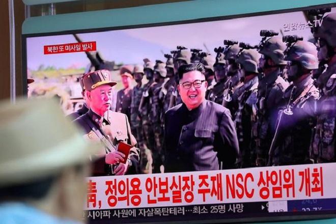 Νέα εκτόξευση πυραύλου από τη Βόρεια Κορέα – Πώς απαντούν ΗΠΑ και Ιαπωνία
