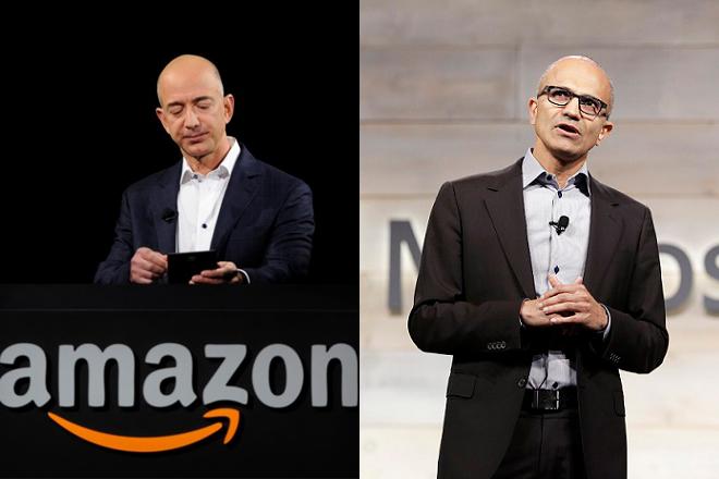 Συμφωνία – έκπληξη μεταξύ Amazon και Microsoft