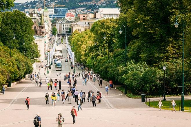 Όσλο, η πράσινη πρωτεύουσα της Ευρώπης