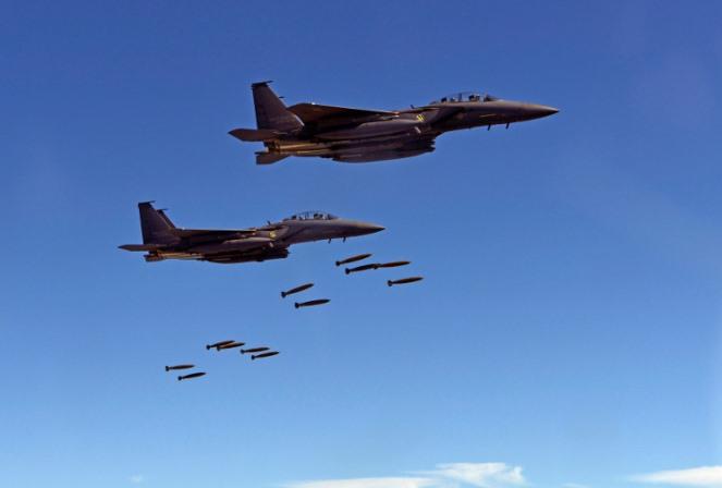 Επίδειξη δύναμης από ΗΠΑ: Υπερπτήσεις μαχητικών στην κορεατική χερσόνησο