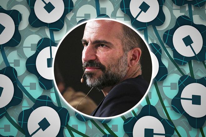 Ο νέος CEO της Uber θέλει να βάλει στο Χρηματιστήριο την εταιρεία εντός τριετίας