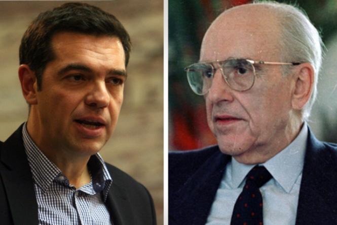 O Αλέξης Τσίπρας γράφει για τον Ανδρέα Παπανδρέου και το ΠΑΣΟΚ